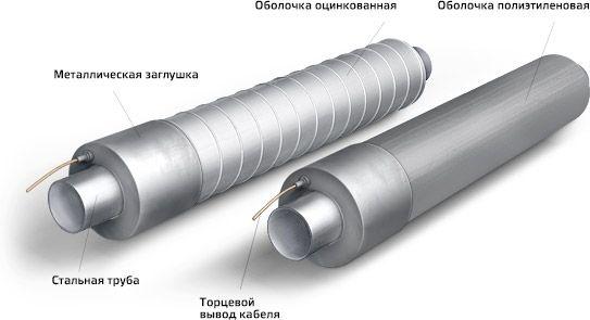 Приклад кріплення металевої заглушки