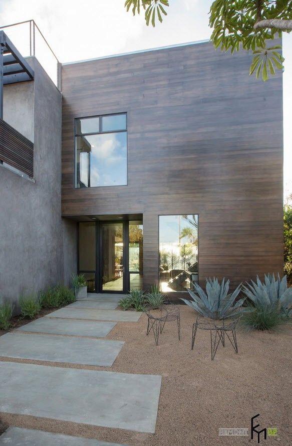 Фото - Заміський будинок в стилі модерн