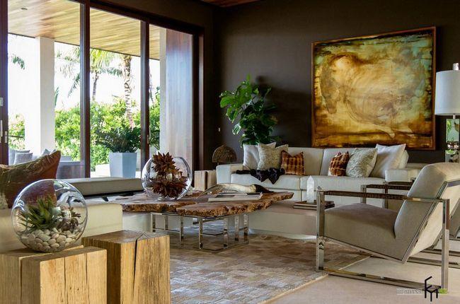 Фото - Заміський будинок в тропічному стилі