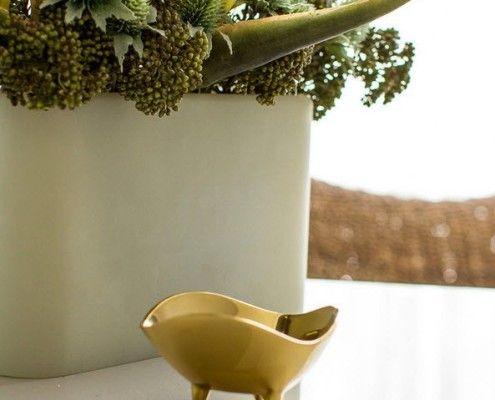 Головною прикрасою стилю є, звичайно, рослини
