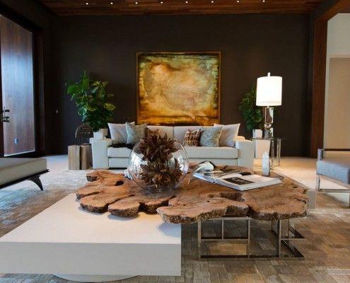 Меблі в тропічному стилі