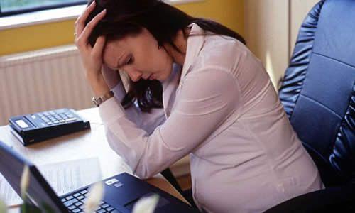 Фото - Чи законно звільнення вагітної при ліквідації організації?