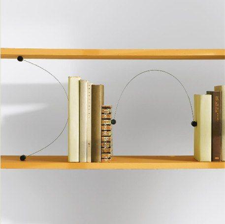 Фото - Чудова ідея для книжкових полиць