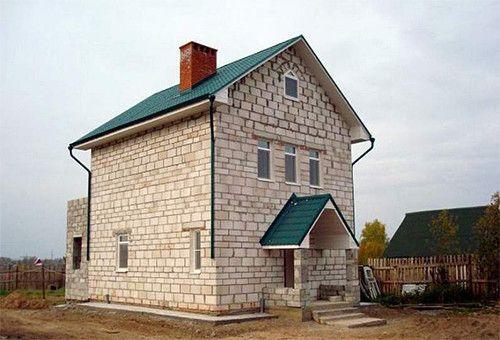 Будинки, в будівництві яких використовувалися газосиликатні блоки, виходять міцними, надійними, теплими і безпечними для здоровя людей.