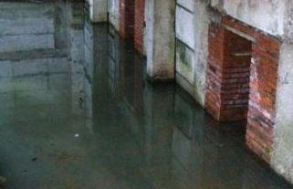 Затоплення підвалу житлового будинку