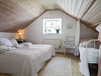 Фото - Житлова кімната замість горища