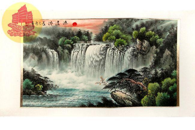 Фото - Значення картин з водоспадом по феншуй