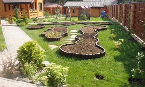 Фото - Зонування дачної ділянки під сад, город і не тільки