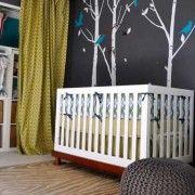Зонування дитяча вітальня